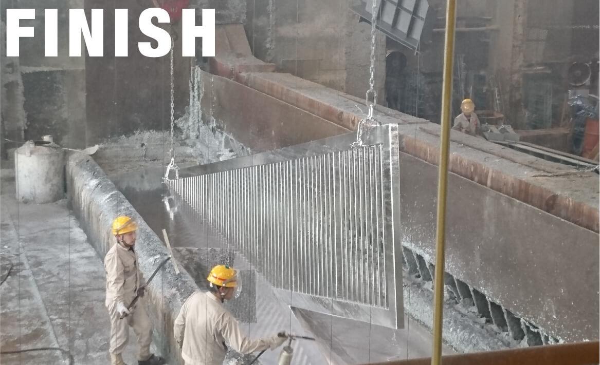 仕上げ FINISH